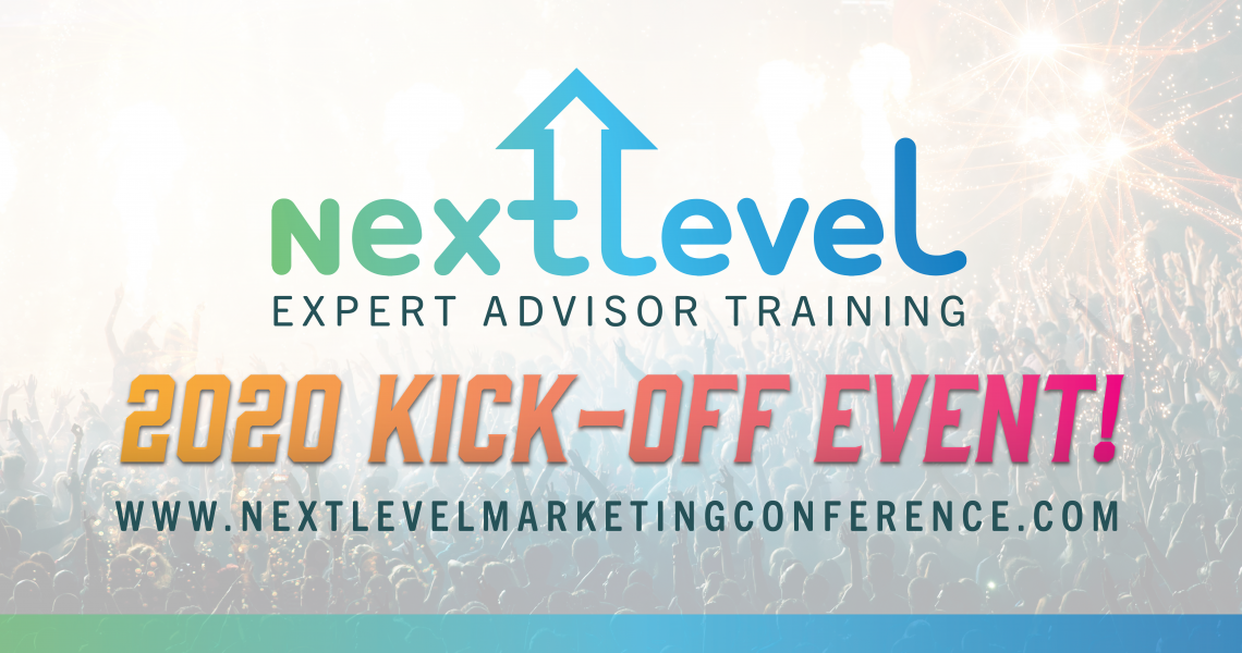 Next Level Conference March 18-20, 2020